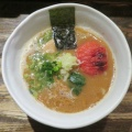 RAMEN CIQUE@阿佐ヶ谷 「醤油ラーメン+焼きトマト、ほか」