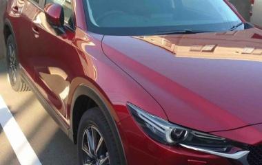 『2019/11/30 Mazda-CX-5納車されました』の画像