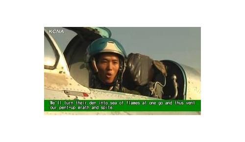 北朝鮮がオバマ向けに制作した空軍映像がコメディとして定着、航空機マニアも大満足