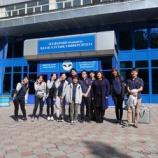 『The 20th Kazakhstan Study Tour:Day 2』の画像