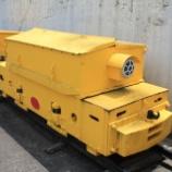 『常盤炭鉱の保存車(機関車編)』の画像