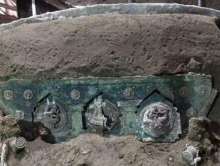 「ほぼ無傷の」馬車を発掘、「驚異的な発見」と専門家www