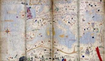 【興味深】中世に作られた『奇妙な世界地図』12選