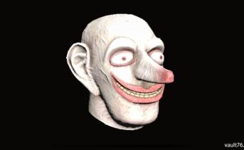 ファスナハトの人間マスク