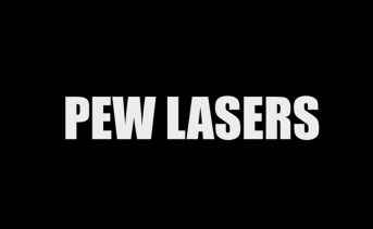 Fallout 4 PEW Lasers