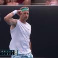 第8シードのベレッティーニが敗れる波乱!サングレンが全豪オープン3回戦へ!!