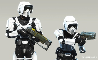 Scout Trooper Armor