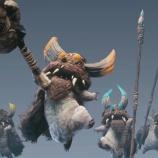 『【MHWアイスボーン】新しく登場する獣人族のドヤ顔がかわいい過ぎる…。』の画像