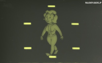 STATS Animations - Vault Girl