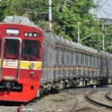 『東急8500系8610F8連化』の画像