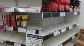 【台風19号】韓国「日本人は台風被害で食べるものがなくても辛ラーメンを買わない」と発狂