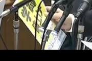 【衆院予算委員会】石田祝稔「この黄色の禍々しいチラシ」公明党 石田が共産党を批判!午前中の最大の盛り上がり ~共産党が撒いたチラシがデマだと発覚