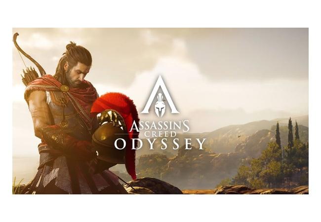 最新作『アサシンクリード オデッセイ』、主人公はスパルタの傭兵で女も選択可能に