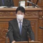 維新・足立議員「長らくコロナを取上げなかった蓮舫議員、急にTVの前で菅総理を糾弾。何故そうも偉そうな態度を取れるのか」
