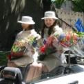 2003年 横浜開港記念みなと祭 国際仮装行列 第51回 ザ よこはまパレード その6(横浜観光コンベンション・ビューロー(ミスはこだて編)