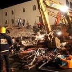 【台湾南部地震】死者14人、100人連絡取れず