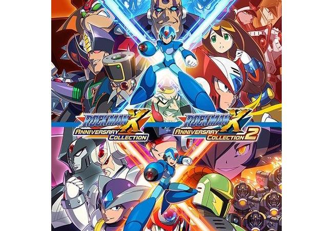 『ロックマンX コレクション』5万本の売上! PS4版の方が人気