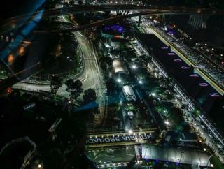 シンガポールの天気予報:F1シンガポールGP