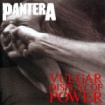 PANTERA / VULGAR DISPLAY OF POWER (1991)
