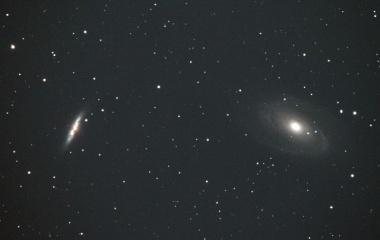 『31日の超新星SN2014J』の画像
