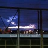 『闇の中の光 ・・・戸田公園駅で撮影』の画像