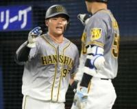 【阪神】小野寺、佐藤輝との息の合った走塁で1点もぎ取る