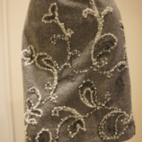 『DUAL VIEW 刺繍スカート』の画像