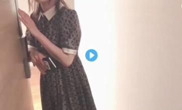 【動画】ホテルで美少女声優「デカイ デカイ すごーい ヤバイ」