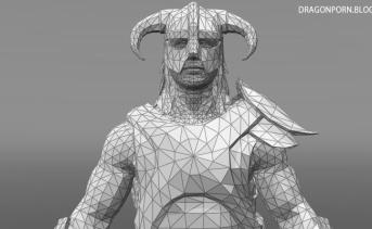 Skyrim SE キャラクターメイクの基本MOD