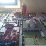 『【バンコク観光】ワット・タンマモンコン ---大仏塔の中の天井は美しい!他に仏像などの見所が多い魅力ある寺院!---』の画像