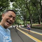 """""""走る!旦那の「マラソン道」"""""""