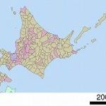 でけー!北海道の大きさがひと目でわかる、地元の新聞広告が秀逸