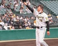 圧倒的な強さでシーズンを駆け抜けた選手に、阪神・平田2軍監督の賛辞「褒めてあげて良いんじゃないか」