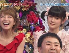 ももちがたけしの下ネタトークに対する反応で本田翼に完全勝利!!!!!!!!!!!