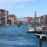 『イタリア ヴェネツィア旅行記19 ファサードからの眺めが良いカ・ドーロ』の画像