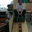 昨日、町田総合高校の文化祭の見学で充実する2019.09.15