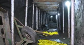 【ブラジル】500mの地下トンネルを掘って銀行狙う 窃盗団16人が逮捕