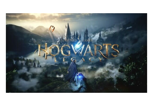 ハリーポッターの新作『Hogwarts Legacy』が面白そうwwww