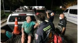 【タイ】バーに行ったきり行方不明だった男性、3日後に森の中で発見「死ぬかと思った」