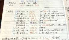 【乃木坂46】字が綺麗だ!『クイズ王へ』山崎怜奈が猛勉強!