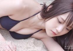 YouTubeで100万再生された稲場愛香ちゃんの水着動画がエッチすぎると話題に