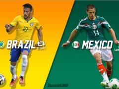 【W杯】激戦!ブラジル vs メキシコは決着つかずドロー!(動画あり)
