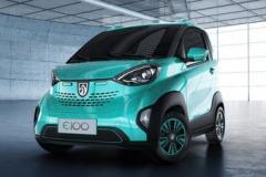 中国で二人乗り電気自動車が馬鹿売れ