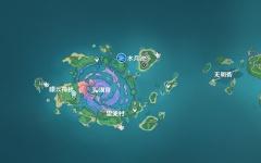 【原神】このマップ、探索3時間くらいで終わりそう