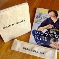 【雑誌付録】DEAN&DELUCAランチバッグ・アダムエロペ、コスメ4点セットが人気♡4月前半まとめ