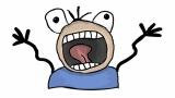 会社のトイレ出ようとしたらクソでかい蚊蜻蛉おった!! → ビビッて発狂した結果www