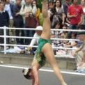 2016年横浜開港記念みなと祭国際仮装行列第64回ザよこはまパレード その74(杉浦紀子バトンスタジオ)