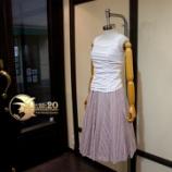 『新作10枚接ぎフレアースカートをご紹介いたします。』の画像