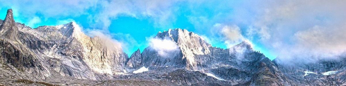 山岳同人マーモット イメージ画像