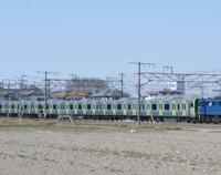 『E235系 初見参』の画像